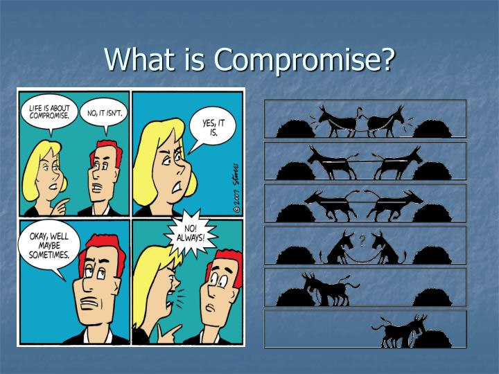 What is compromise