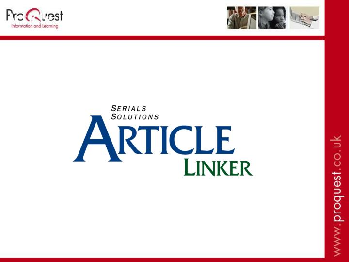 Article Linker