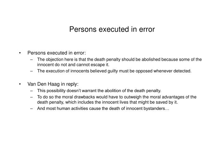 an introduction to the advantages of death penalty Death penalty pros and cons essay  introduction officially, thousands of  people are sentenced to death every year in countries where the death penalty is .