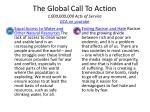 the global call to action 1 000 000 000 acts of service gca on youtube