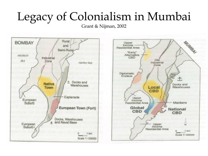 Legacy of Colonialism in Mumbai