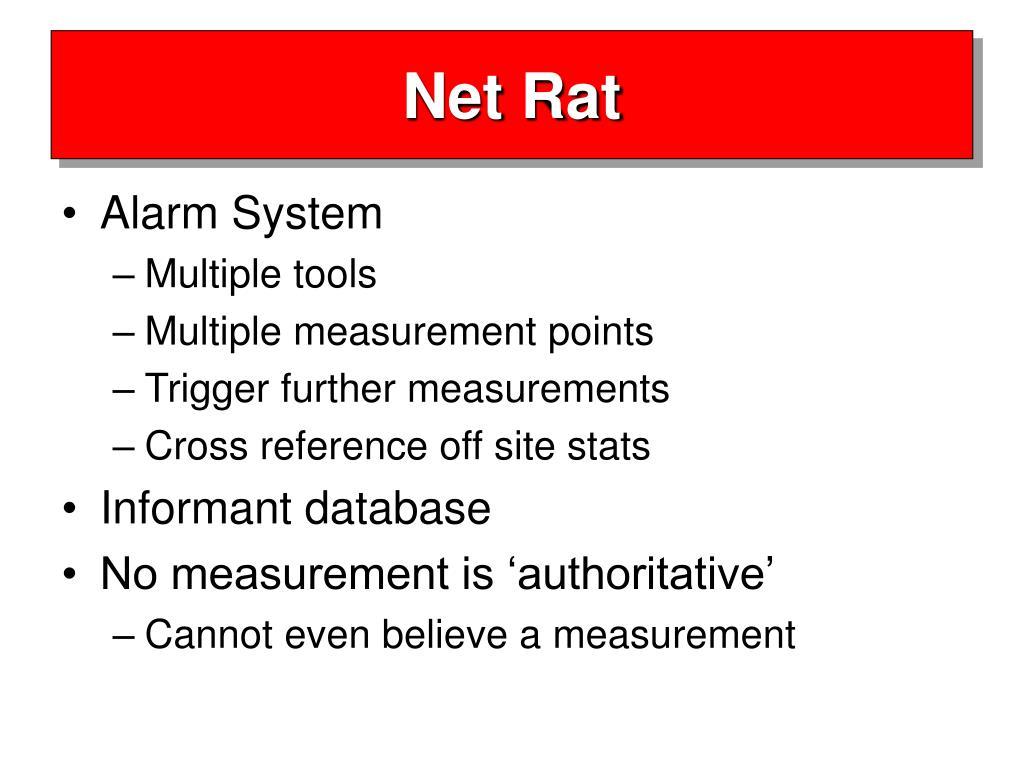 Net Rat