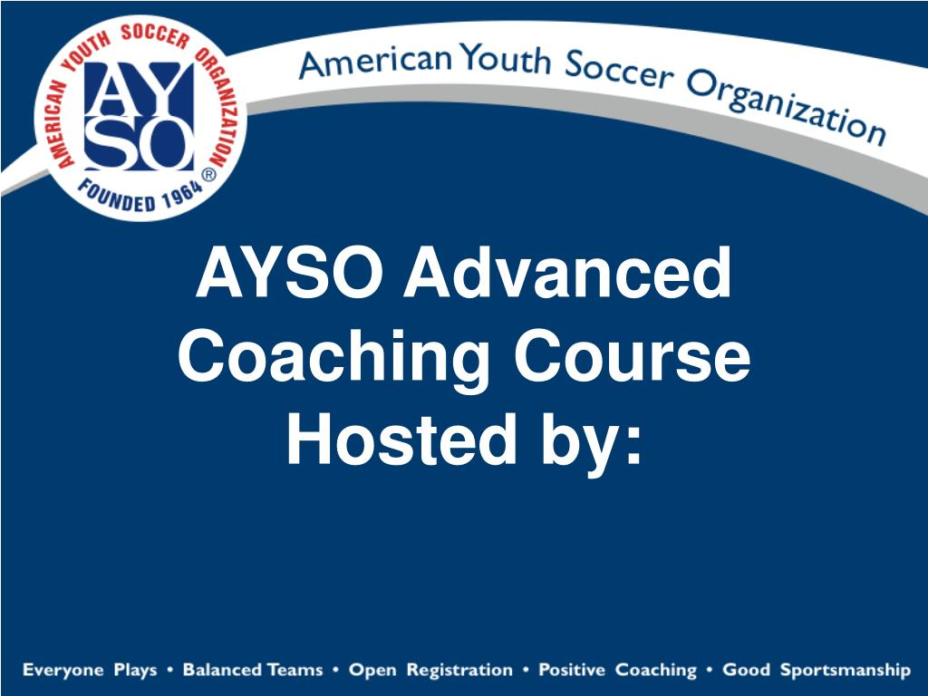 AYSO Advanced