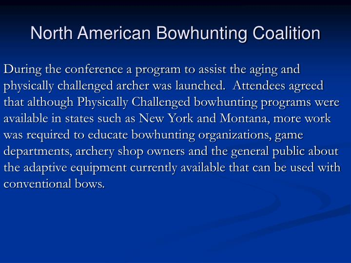 North american bowhunting coalition3