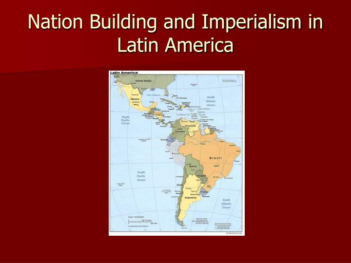 imperialism us colonizes latin america Europe's centuries of imperialism being continued by the united states  military  interventions and covert actions in latin america and the middle east over the  last  the revolt of the colonial settler colonies in the americas – first in north.