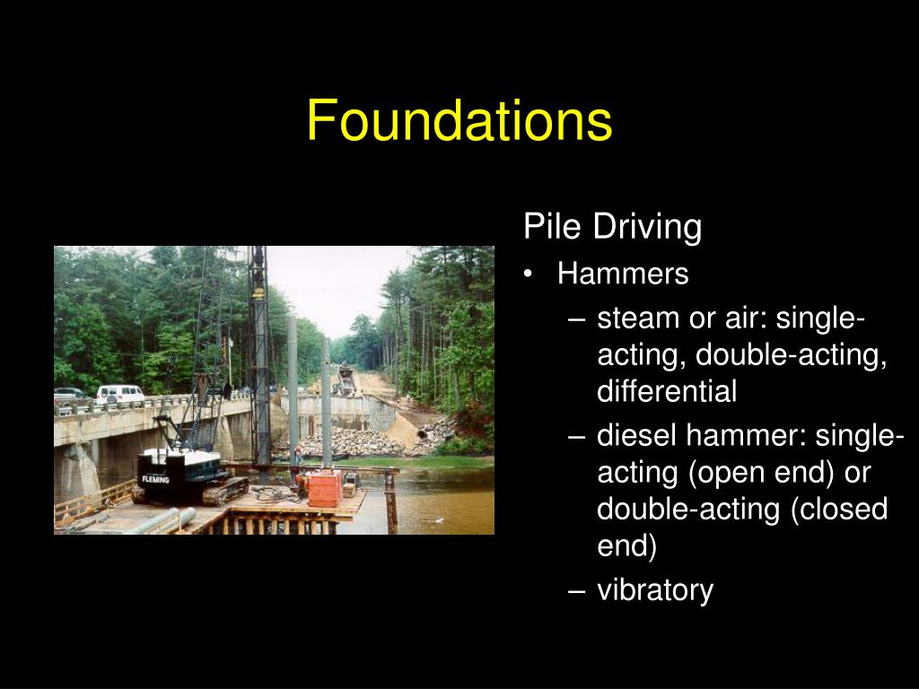 PPT - Foundations PowerPoint Presentation - ID:1092220
