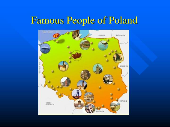 famous people of poland n.