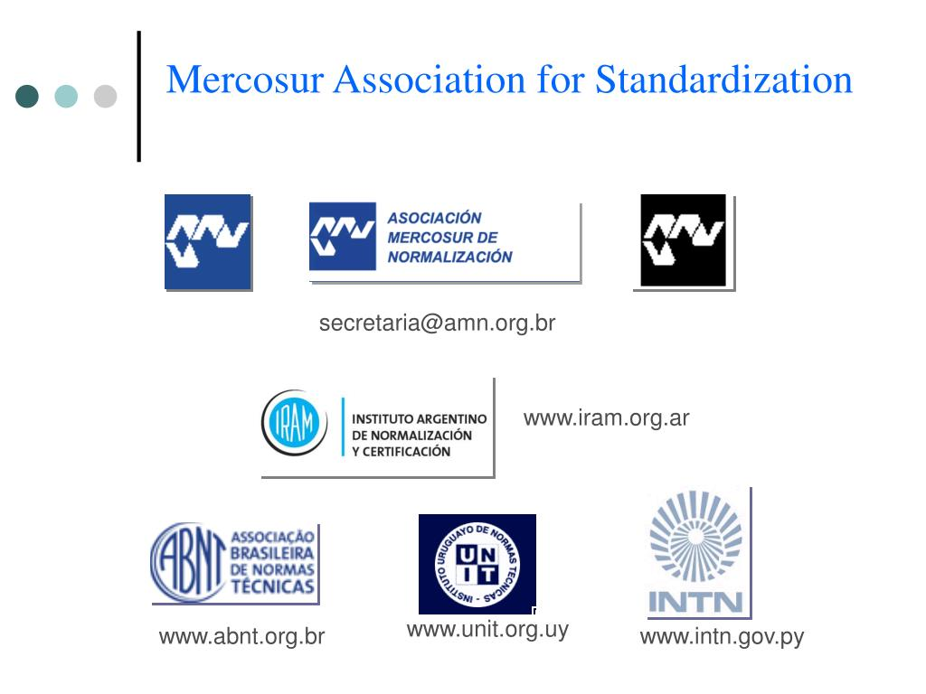 Mercosur Association for Standardization