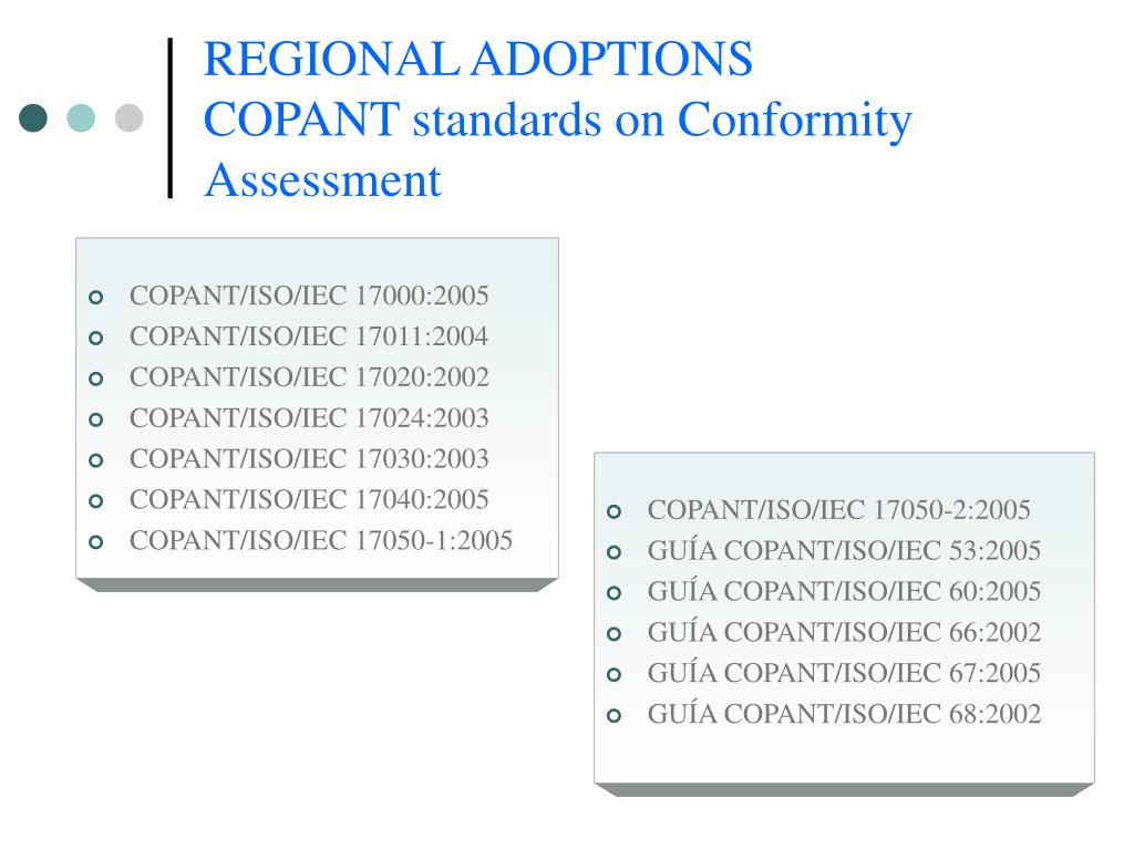 COPANT/ISO/IEC 17000:2005