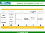 biodiesel agro industrial system b 3