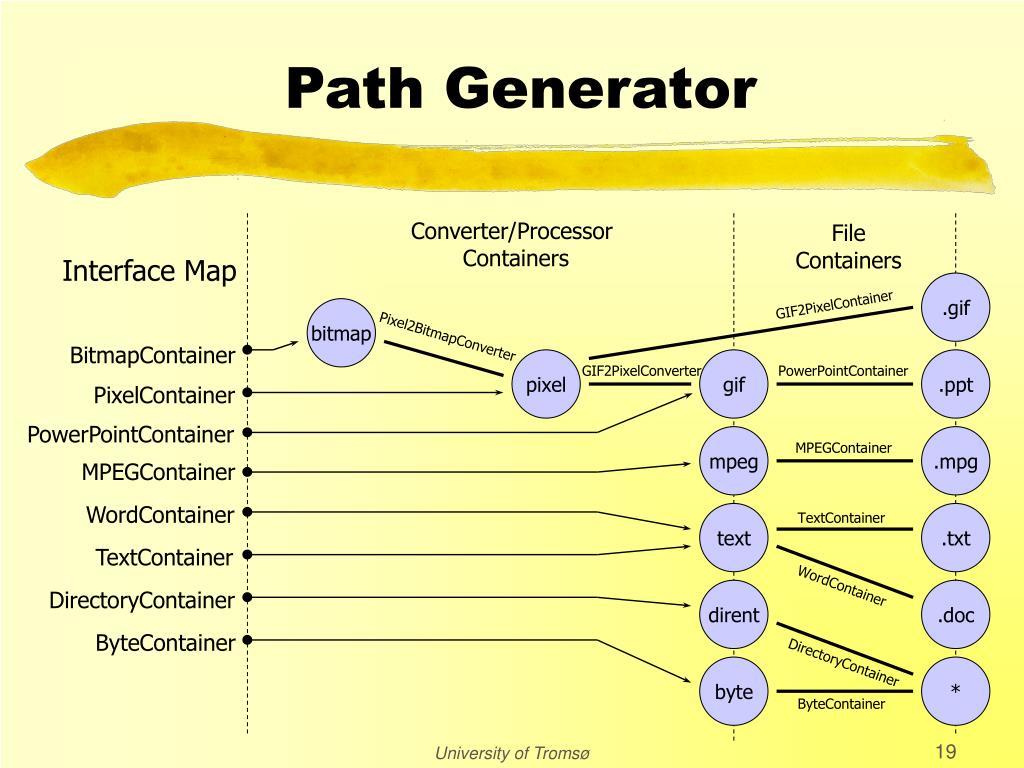 Path Generator