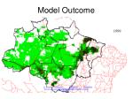 model outcome
