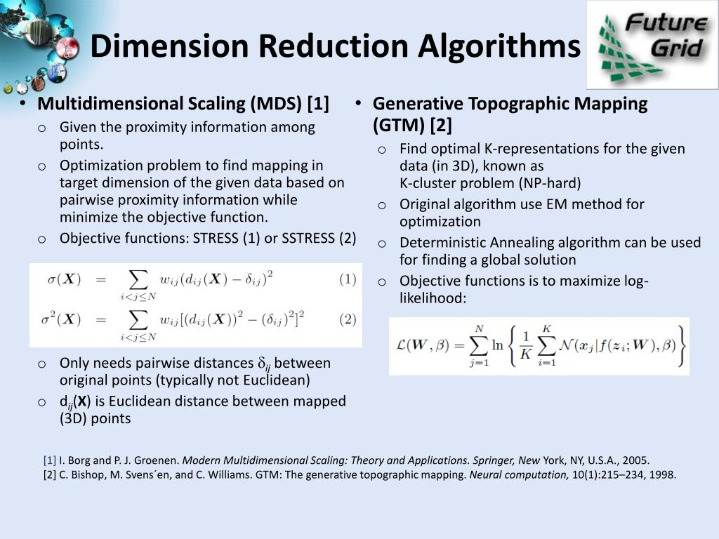 PPT - Deterministic Annealing: Oct Trees and High Dimension