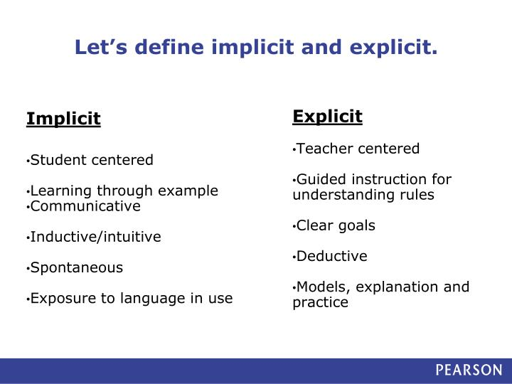 Ppt Which Is Your Preferred Style Of Teaching A Comparison Of The