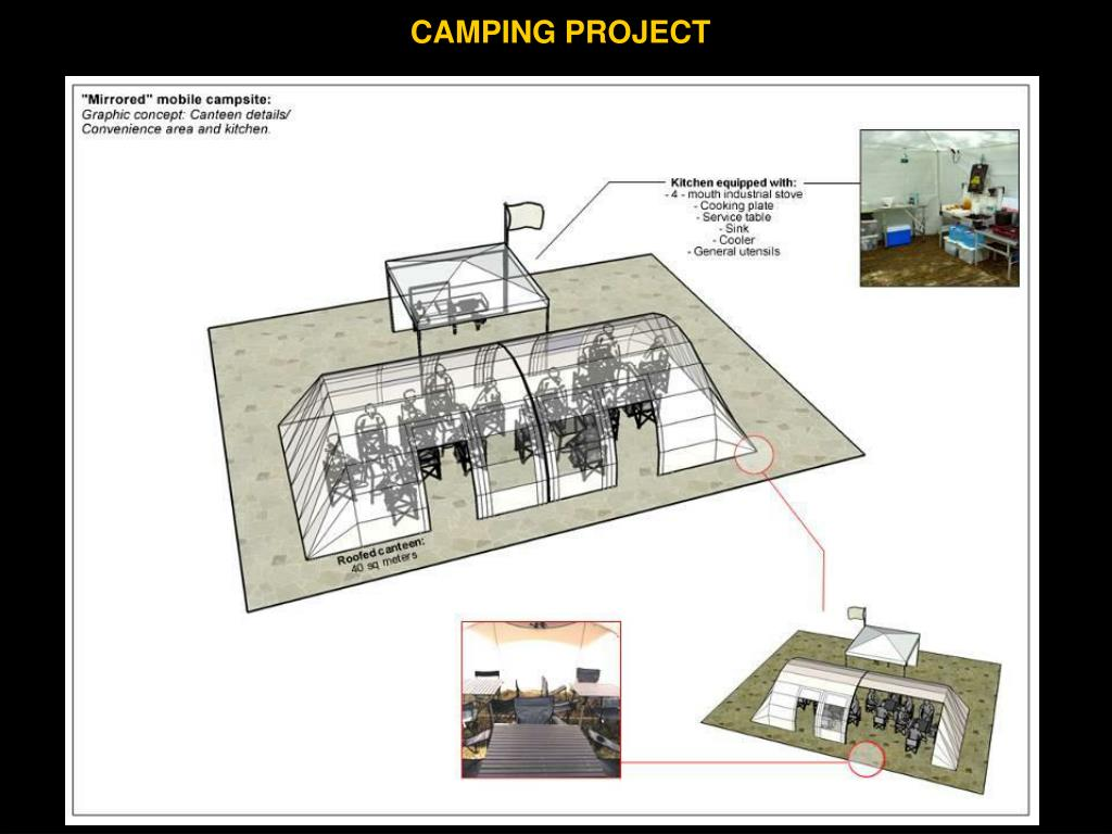 CAMPING PROJECT
