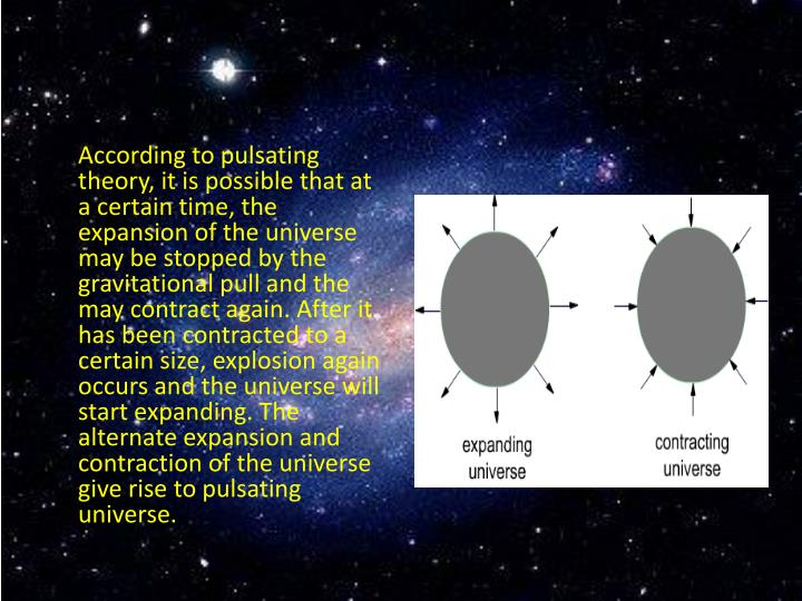 origins of universe an argument against the theory of evolution I think creationism is, in a sense, a kind of category mistake, as if the bible were a theory like other theories whatever the biblical account of.