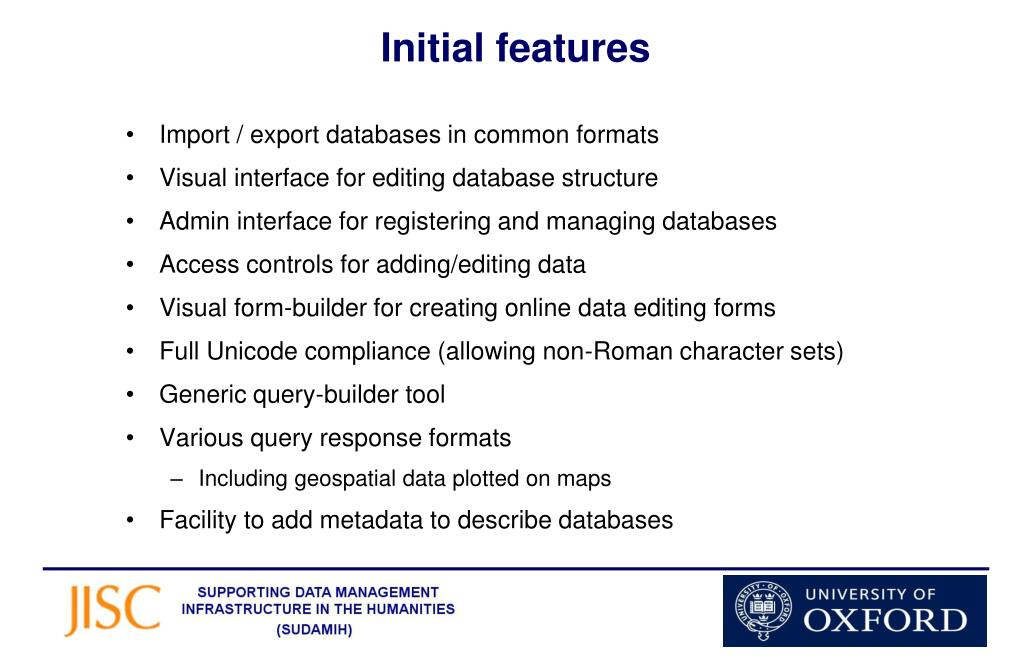 initial-features-l Online Form Builder With Database Open Source on