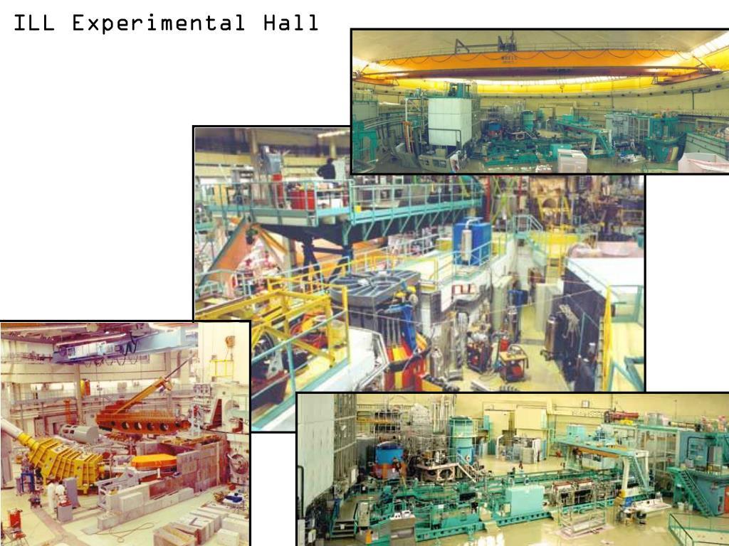 ILL Experimental Hall