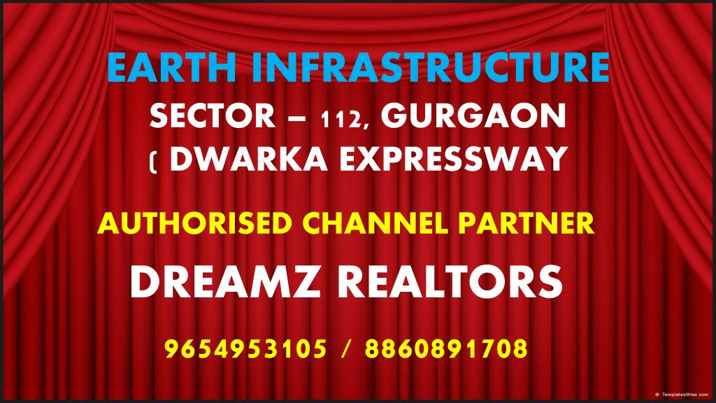 earth infrastructure sector 112 gurgaon dwarka expressway l.