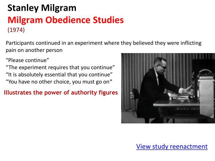 milgram 1963 destructive obedience