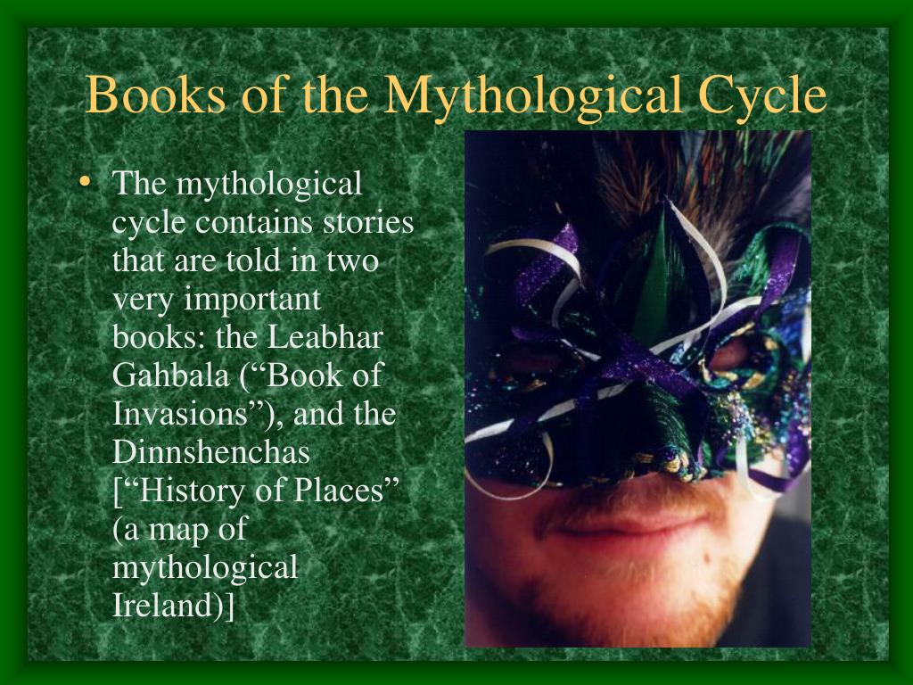 Books of the Mythological Cycle