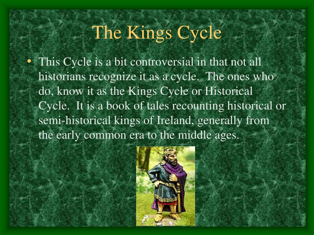 The Kings Cycle