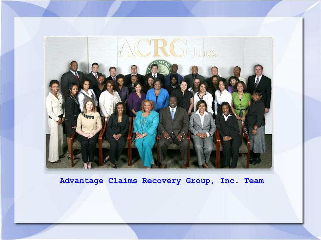 Advantage Claims Recovery Group, Inc. Team