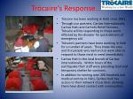 tr caire s response