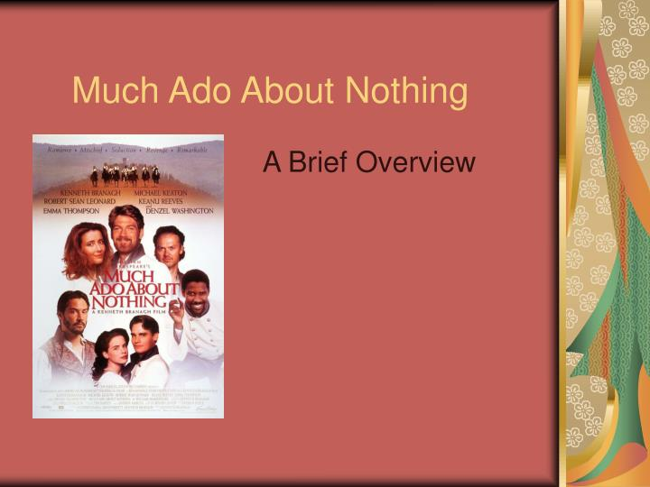 compare much ado about nothing to pride and prejudice