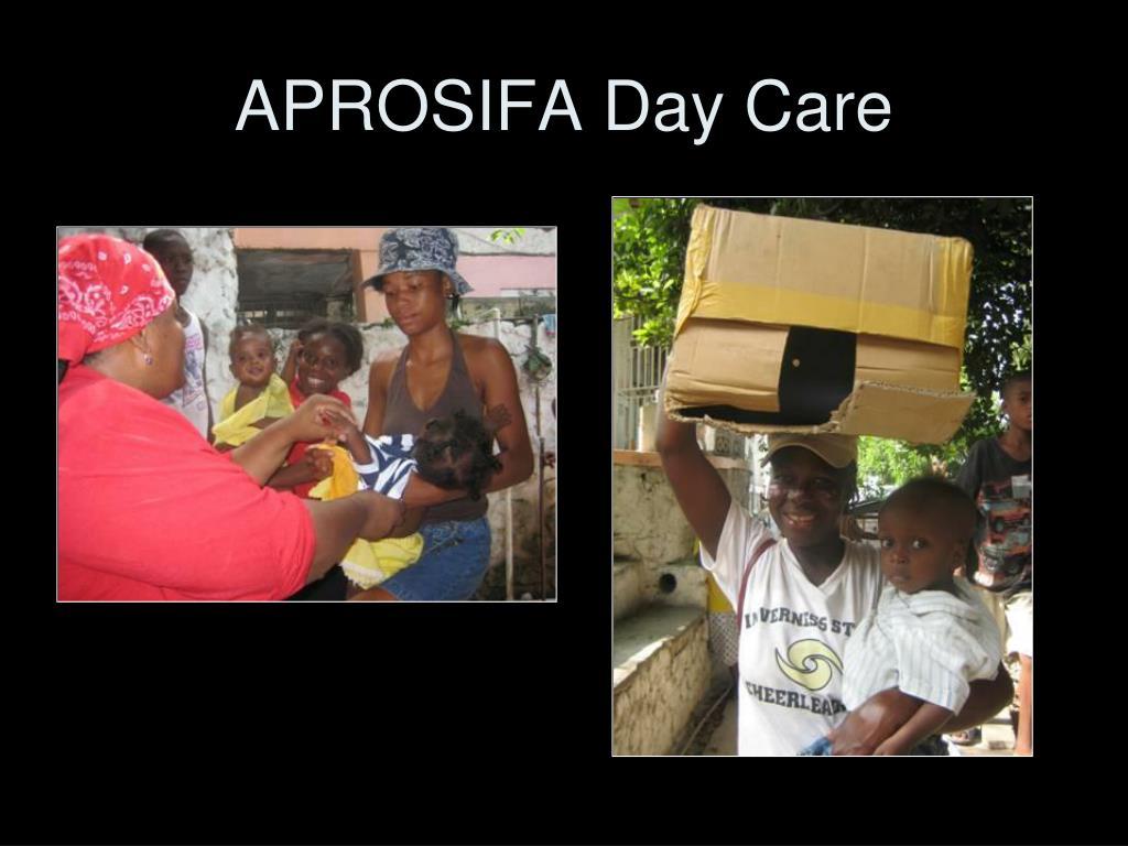 APROSIFA Day Care