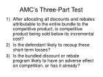 amc s three part test