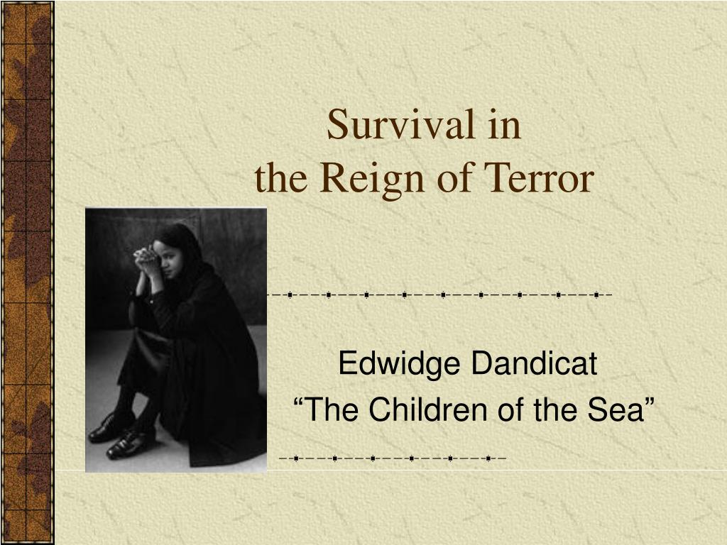 survival in the reign of terror l.