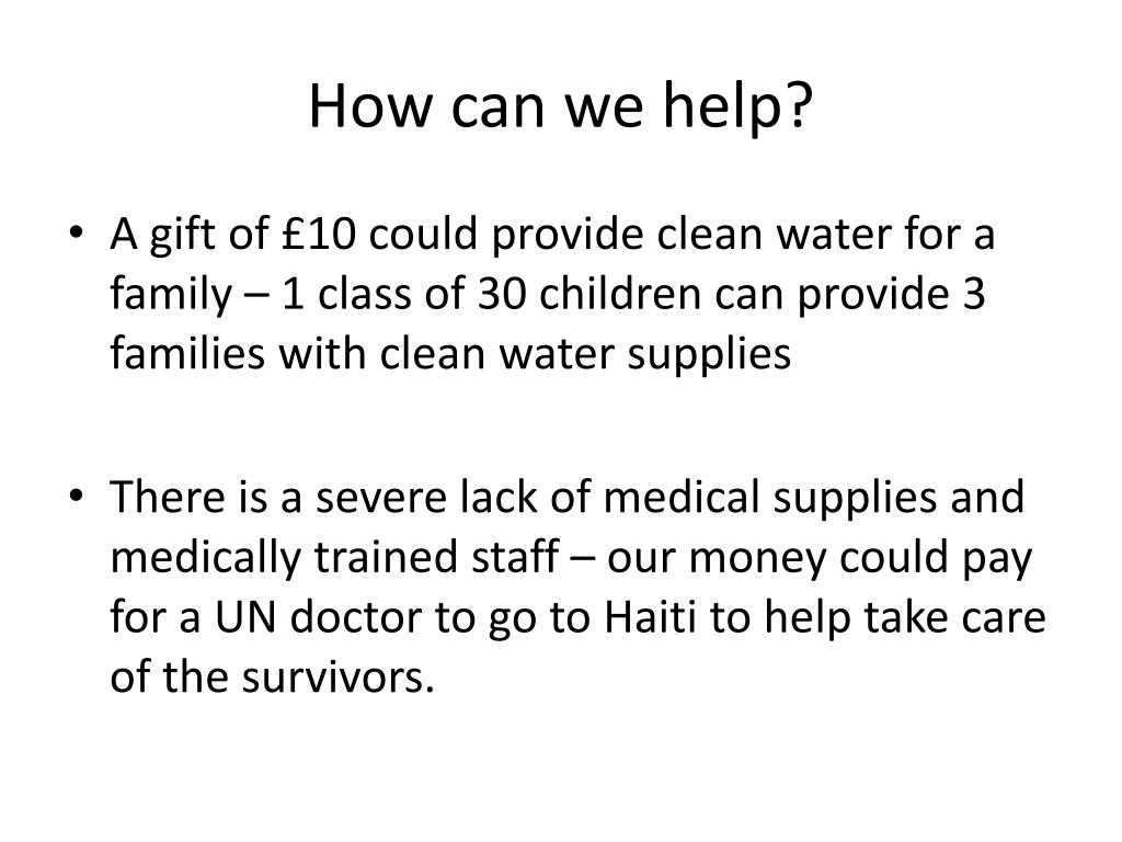 How can we help?