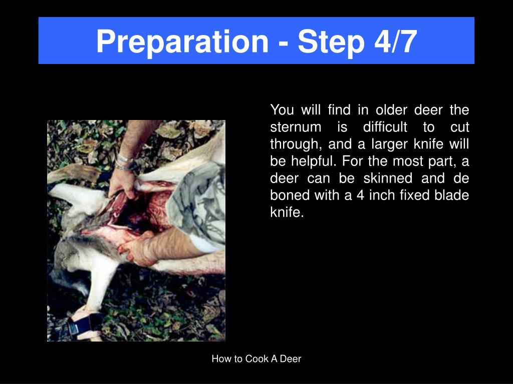 Preparation - Step 4/7