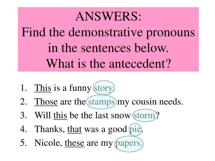 communicative lesson plan demonstrative pronouns Lesson plan #4422 teaching demonstrative pronouns using tpr.