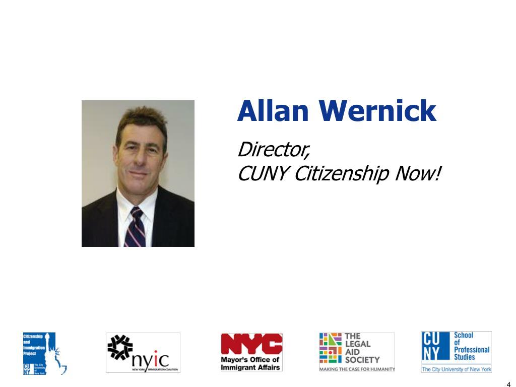 Allan Wernick