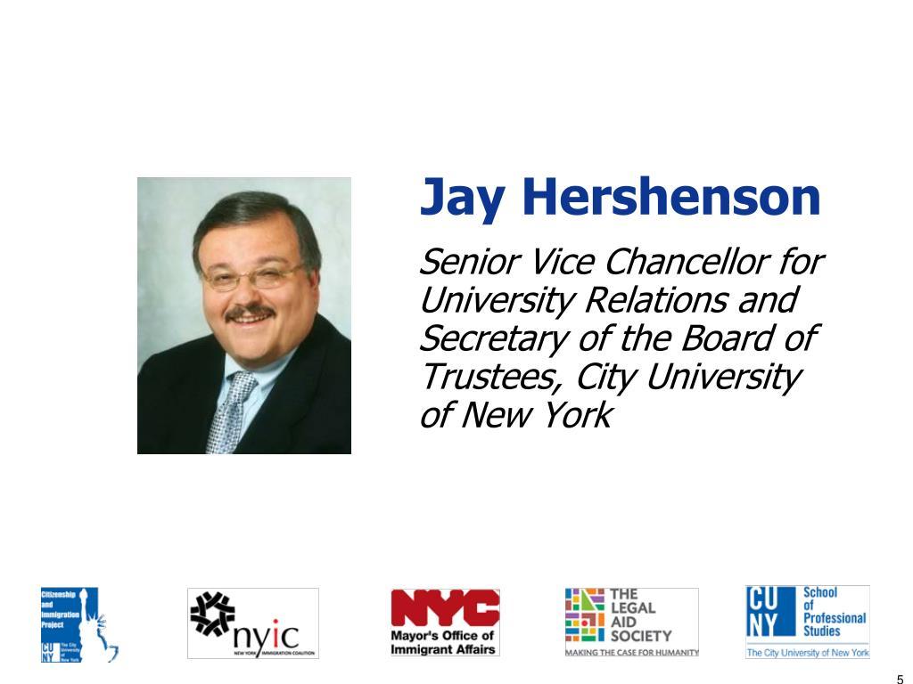 Jay Hershenson