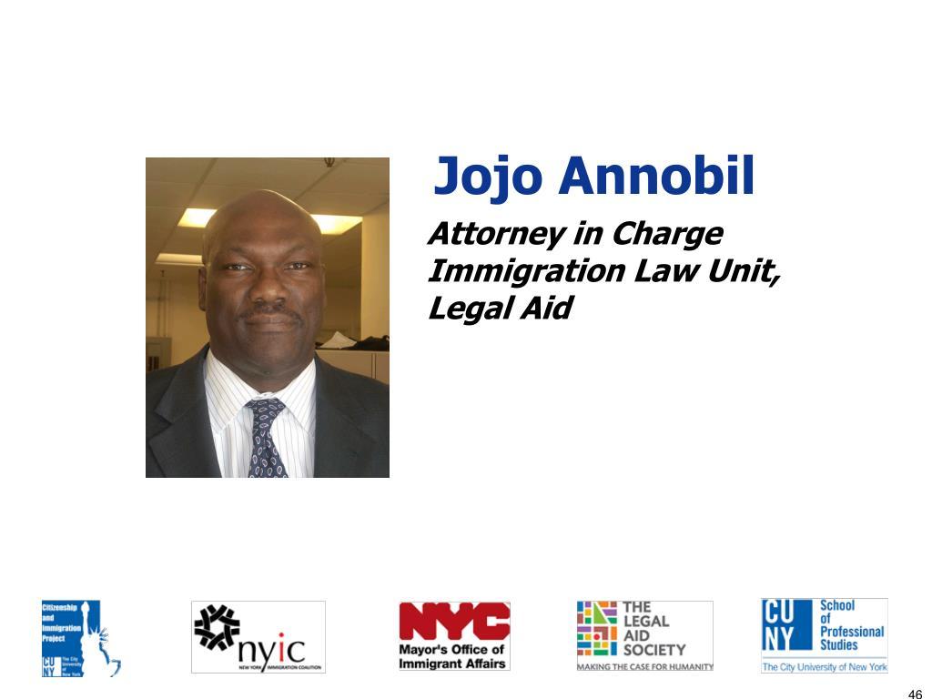 Jojo Annobil