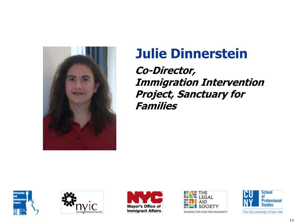 Julie Dinnerstein