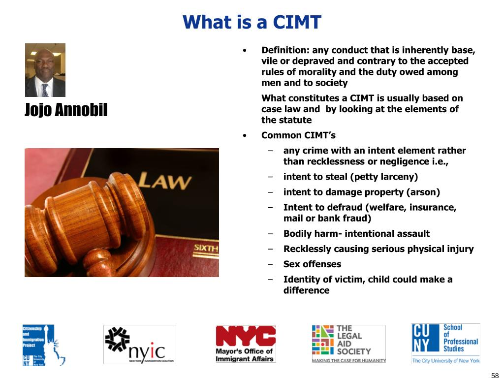 What is a CIMT