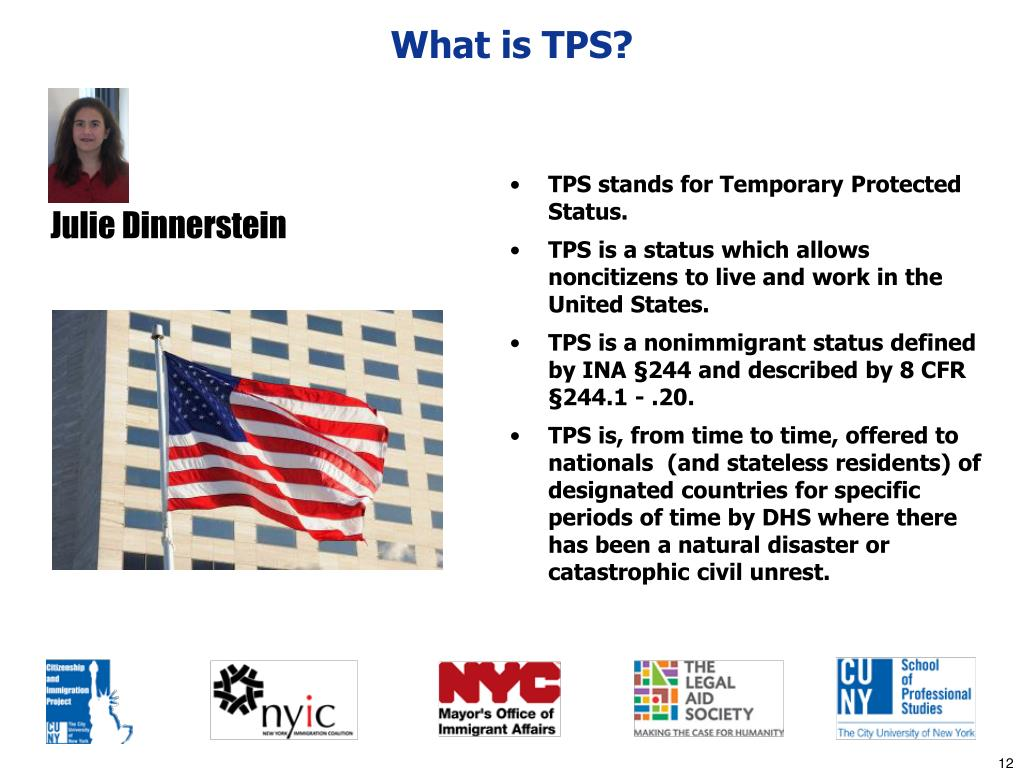 What is TPS?