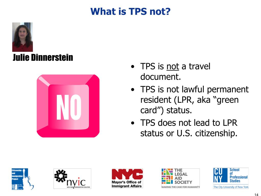 What is TPS not?