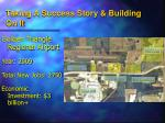 taking a success story building on it4