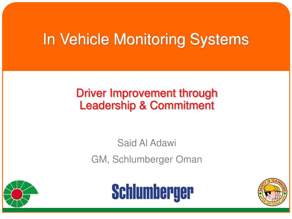 in vehicle monitoring systems l.