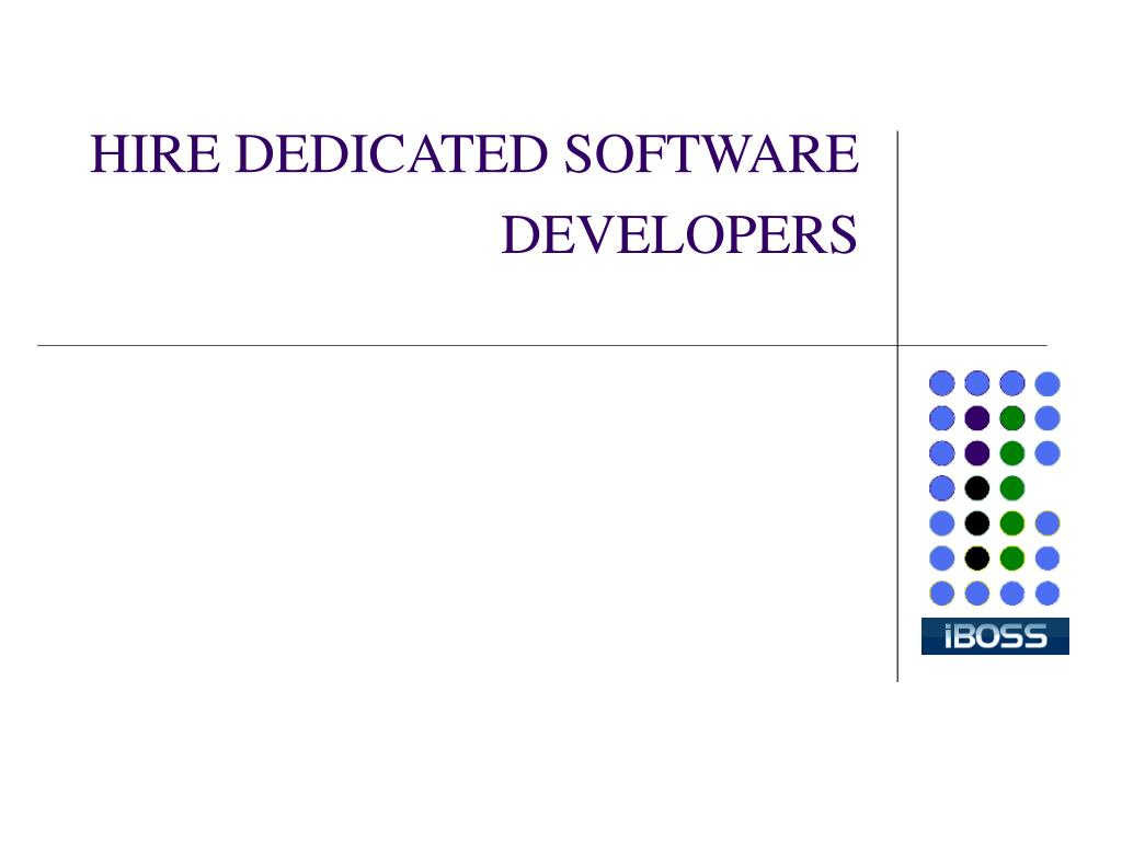 hire dedicated software developers l.