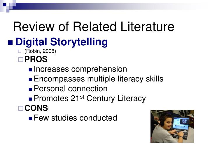 review of related literature on multimedia instruction Instructional multimedia: an investigation of student and instructor attitudes and  student study behavior a russell  21 june 2011 open peer review reports.