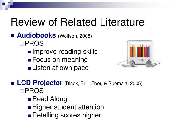 review of related literature on reading skills Emotional intelligence: a literature review  might support the application of ei and related concepts to the improvement of  without reading the entire document.