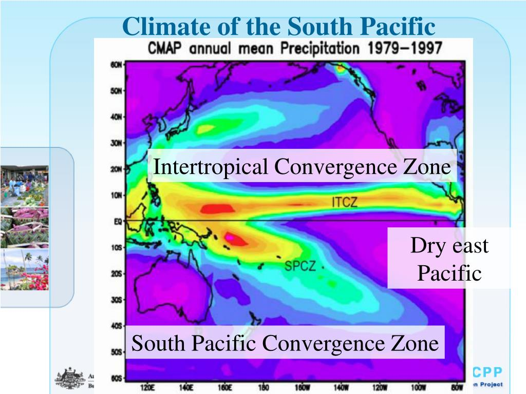 Climate of the South Pacific