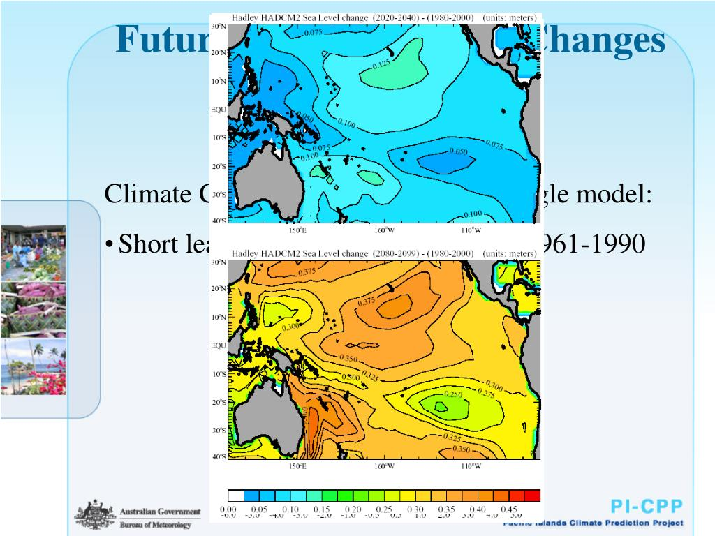 Future Climate – Local Changes