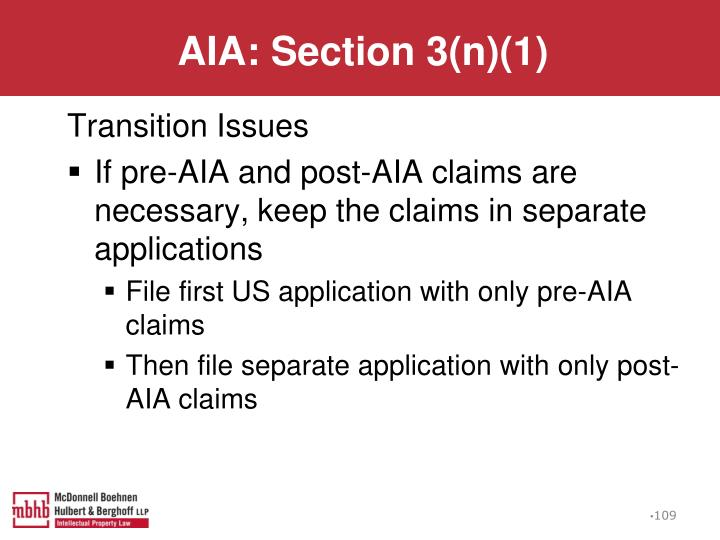 AIA: Section 3(n)(1)